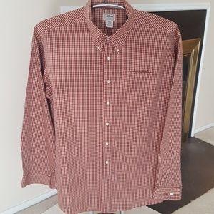 L L Bean Long Sleeve Shirt XXL
